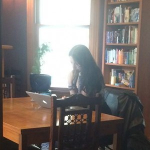 (Photo by Mary Anne Mohanraj)